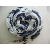Fashion Printed Polyester Scarf (HP-C009) Manufactures