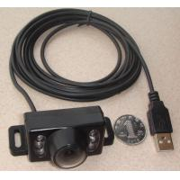 """1/4"""" Sony CCD Night Vision Car Camera B.L.C , Auto White Balance Manufactures"""
