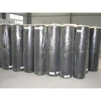 2MPa Black Color Silicone Rubber Sheet / SBR Rubber Sheet Industrial Grade Manufactures