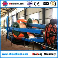 Pneumatic disc brake of stranding cage, cradle and planetary strander machine Manufactures