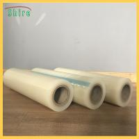 Fireproof Carpet Protection Film , Poly Ethylene Carpet Protector For Stairs
