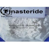CAS 98319-26-7 Male Enhancement Steroids Pharmaceutical Ingredient Finasteride API Manufactures