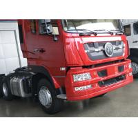 80R22.5 Tire Prime Mover Truck With ZF8198 Driving Steering 3 Axles Manufactures