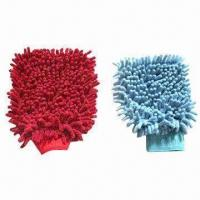 China Microfiber Cleaning Cloth, Made of 80% Polyester and 20% Polyamide on sale