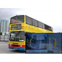Waterproof Automatic Parking System 180° View Auto Cameras For Trucks and Buses, Alloy Camera Housing Manufactures