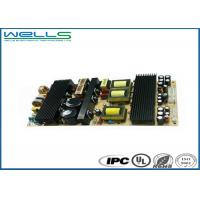 Customized Industrial Printed Circuit Board Service FR4 FR1 Base Material