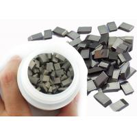 China Good Performance Yg6 Carbide Tips , Carbide Milling Tips High Hardness on sale