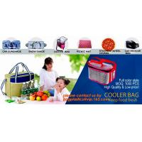 Top Quality Customized Insulated Lunch Cooler bag,Promotion Portable Wine Cooler Bag,Canvas High
