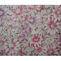 100% Combed Printing Cotton Fabric Manufactures