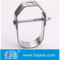 UL certified heavy duty  Galvanized Steel Pipe Clamp Clevis Hanger Manufactures