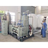0.8-1.0 Mpa Automatic Portable Psa N2 Generator , Psa Tower In Nitrogen Plant Manufactures