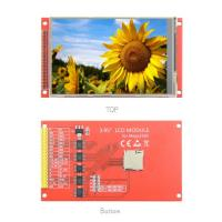 China 4.0 Inch Arduino Mega2560 TFT LCD Module Display Screen 8/16 Bit Parallel Interface With Touch Panel on sale
