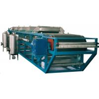 China Filter press zhengpu Horizontal DU Rubber Vacuum Belt Filter Press on sale