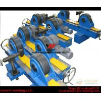 Boiler / Tank Welding Rolls , Pipe Rotators for Welding High Precision and High Speed Manufactures