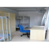 60mm Portable Classroom Buildings Mineral Wool Insulation Layout Surface Manufactures