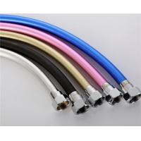 Quality Five Layers Colourful PVC Shower Hose Explosion Proof Environmentally Friendly for sale