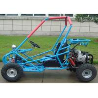 Automatic Transmission 90cc Small Go Karts , Single Seat Go Kart For Kids Manufactures