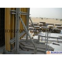 Crane Lifted Jump Form Formwork70cm Working Platform Width For Core Wall Manufactures