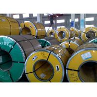 Thickness 0.3 - 3.0mm Steel Strip Coil, 400 Series Stainless Steel Sheet Metal Coil Manufactures
