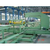 40mm / 80mm custom PU Sandwich Panel production line cutting / Roof / Wall Panel Machine Manufactures
