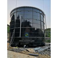 The first Bolted Glass-Fused-to-Steel Agricultural Water Storage Tanks Manufacturer in China Manufactures