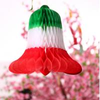 China Bell Charm, Paper Crafts, Creative Holiday Decoration, Home Christmas Decoration, Christmas Pendant Wholesale on sale