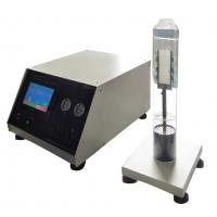 Buy cheap Automatic Limited Oxygen Index Tester , Standard ISO4598-2 Oxygen Testing from wholesalers