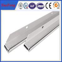 Aluminium extrusion solar panel frame by custom drawing with different sizes Manufactures
