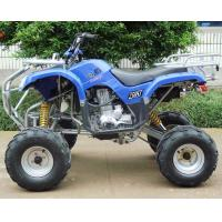 "Electric 8"" Rim 250cc ATV Quad Bike 4 Wheel Motorbike With Manual Clutch Manufactures"