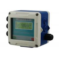 Fixed Inline Ultrasonic Flowmeters By Transit Time Multi - Liquid Velocity Determine Manufactures