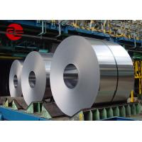 China Cold Rolled Galvanized Steel Roll for Automobile / Machining 3-8 Tons on sale