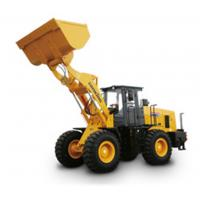 China Lonking CDM835 wheel loader 3.5TON with Cummins engine Tier 2 engine 1.8m3 on sale