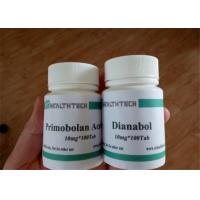 25mg/50mg*100pcs Dianabol / Methendrostenolone Oral Steroid For Muscle Manufactures