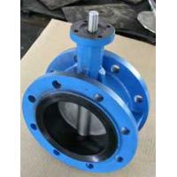 Cast Iron Lever Handle Flange Butterfly Valve Manufactures