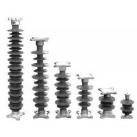 33kv Light Weight Silicon Polymeric composite line insulator and Polymer insulators Manufactures