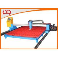 Multi Languages Metal CNC Flame Cutting Machine with CNC Controller System Manufactures