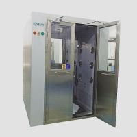 Air in shower for working staff air shower for ISO 8 clean room with double door Manufactures