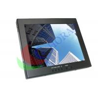 Energy Saving 6.5 Inch Rugged Lcd Displays , DVI HDMI Industrial Pc Touch Screen Manufactures