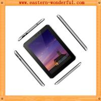OEM MTK6517 dual core CPU build in 2G tablet phone with GSM 850/1900 with dual cameras Manufactures