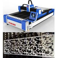 Metal Plate Fiber Laser Cutting Machine with thickness upto 20cm Manufactures