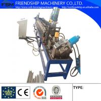 1.0mm Stud Roll Forming Machine Stud Roll Forming Machine With Hydraulic Cutting Manufactures