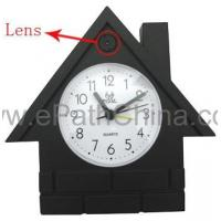 Hidden Wireless Spy Camera Kit with Audio Clock Manufactures