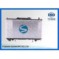 16/26mm Core Toyota Avensis Radiator Excellent Cooling Efficiency OEM 16400-0D100 Manufactures