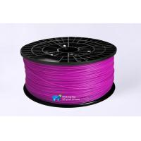 1.75mm 3d Printer Filaments Plastic Refill For 3d Printer Pen / Printing Machine Manufactures