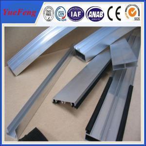 extruded aluminium custom profile manufacturer,6063 aluminium U H profile Manufactures
