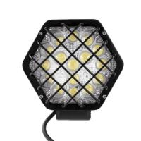 48W 4x4 work light ,4x4 head light Manufactures