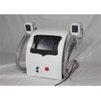 Buy cheap Cryolipolysis Body Slimming Machine 2 Handles , Fat Freezon Machine -2℃~-20℃ Freezing Temperature from wholesalers