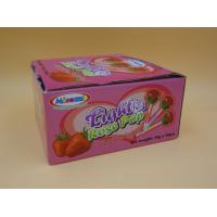 All Natural Rose Hard Strawberry Candy Lollipops Sugarless Zero Calorie Manufactures