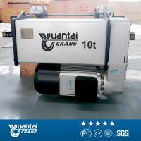 YT best selling high quality European double girder electric wire rope hoist for sale Manufactures