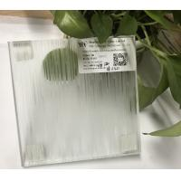 China Ultra-white Acid  Etch Glass 10mm  Home Design Frosted  Tempered Decorative  Glass on sale